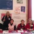 Merci aux bénévoles qui ont gentiment représenté notre association départementale au salon du livre la semaine dernière!